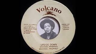 MICHAEL PROPHET – Upside Down [1981]