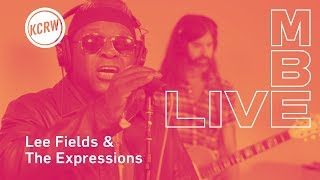 """Lee Fields & The Expressions performing """"It Rains Love"""" live on KCRW"""