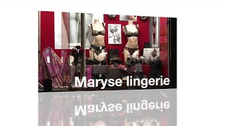 preview picture of video 'Maryse lingerie à Saint-Brieuc'