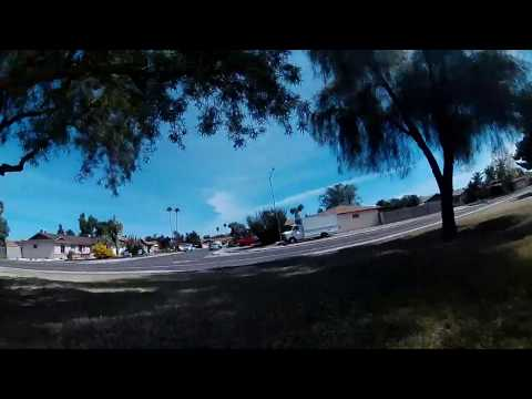 Fullspeed TinyLeader HD - FPV Park Through & Around Trees