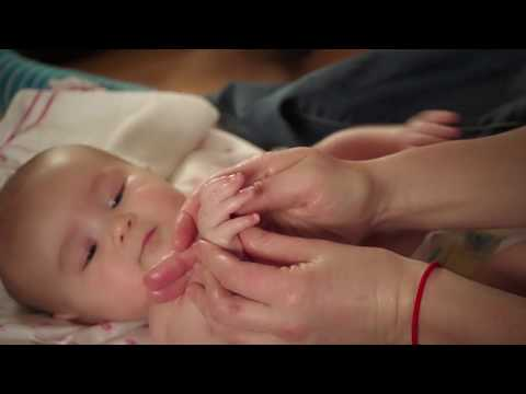 Baby Massage: A Practical Approach