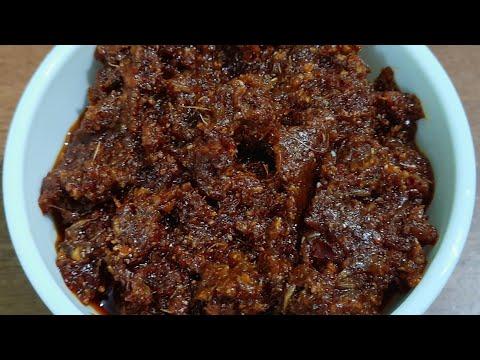 , title : 'ಬೆಳ್ಳುಳ್ಳಿ ಚಟ್ನಿ   Spicy Garlic Chutney   Lehsun Ki Chutney   Bellulli Chutney