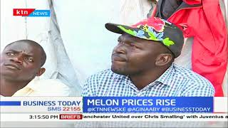 Why the cost of melon is higher in Kenya