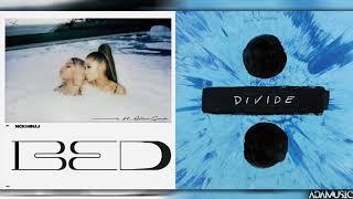 Bed x Happier | Mashup of Nicki Minaj, Ariana Grande, Ed Sheeran