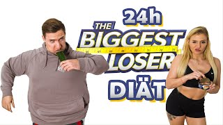 Wir machen die The Biggest Loser Diät für 1 Tag