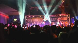 District3- Dead To Me 27/5/13 Newcastle