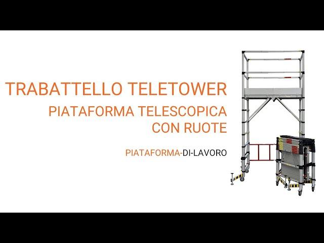 Teletower video