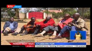 Men Against FGM: Maasai men resolve to change tactics in fighting FGM