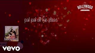 Kishore Kumar - Pal Pal Dil Ke Paas (From 'Blackmail