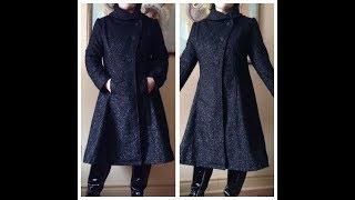 Butterick Pattern 6497, Winter Coat, Coat