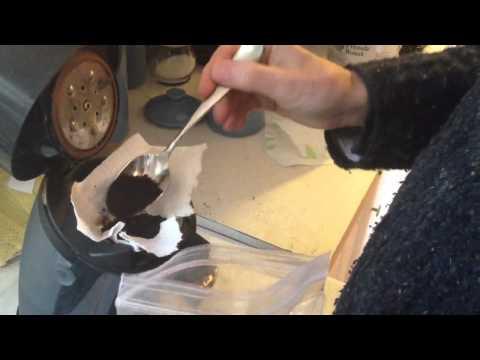 Make your own Senseo coffee pods