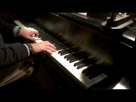 """Mellow"" by Elton John, Christopher-Joel Carter, Piano"