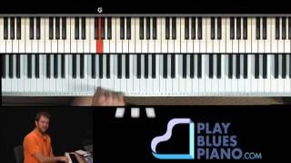 Richard Tee - Blues piano secrets - PianoWithWillie.com
