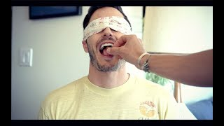 What's In My Mouth | MATT AND BLUE