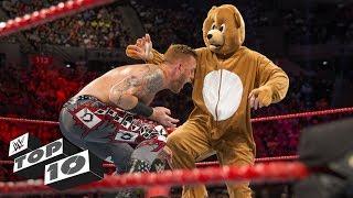 Bizarre tag team partners: WWE Top 10, July 15, 2019