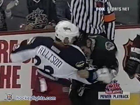 Jamie Allison vs. Branko Radivojevic