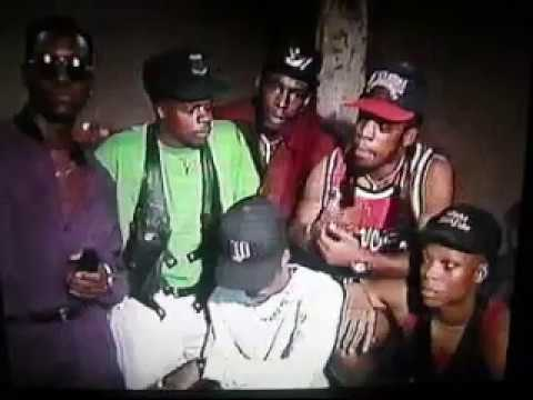 New Edition 1990 Backstage Interview