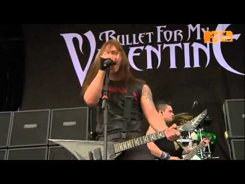 Bullet For My Valentine - All These Things I Hate (Revolve Around Me) [Live]