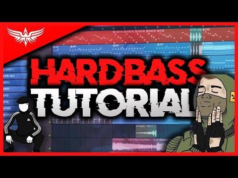 How To Make EPIC Russian HARD BASS - FL Studio 20
