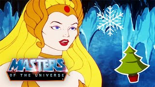 She Ra Princess of Power ❄️🎄Black Snow❄️🎄Christmas Special❄️🎄Christmas Cartoon For Kids