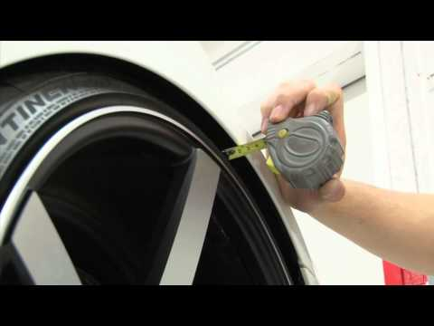 ECS Tuning: How To Measure For ECS Tuning Wheel Spacers