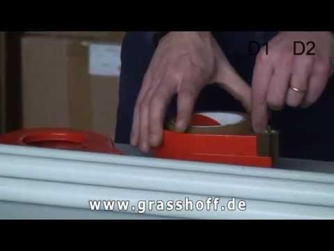 Handabroller | Grasshoff Verpackungssysteme