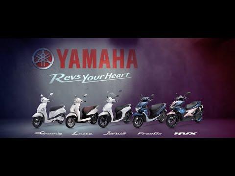 Khám phá bí mật đến từ xe tay ga Yamaha Why Not