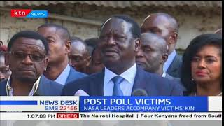 KTN News desk Full bulletin part 1 - 7th December 2017