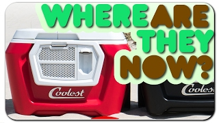 Coolest Cooler - Where are they NOW?