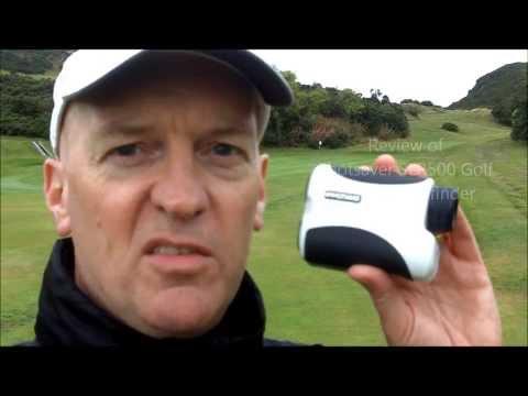 Shotsaver SLR500 Golf Laser Range Finder Review
