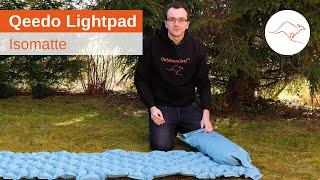 Qeedo Lightpad - ultraleichte Isomatte/Luftmatratze