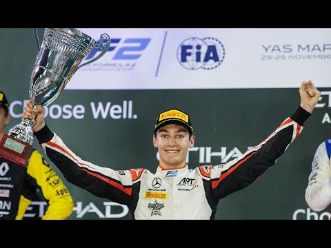 F2 Highlights | 2018 FIA Formula 2 Season Review