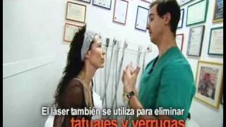 EL Dr. Mañero en 3 Doc - Eliminar las manchas faciales - Iván Mañero. Instituto de Cirugía Plástica