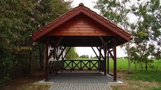Katalog wiat Glinbud wiata altana carport z drewna drewniane