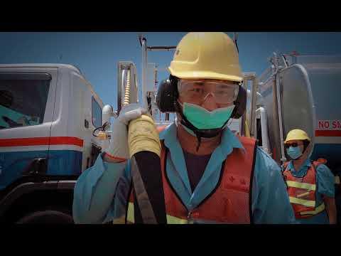 台灣中油公司慶祝75週年影片 (6分鐘)