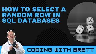 How to Select Random Rows in SQL (SQL Server and MySQL)