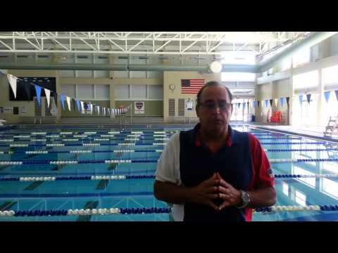 Helmut Levy critica diseño de piscina en Complejo Acuatico