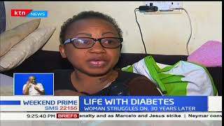 Lady lives with Diabetes for 30 years