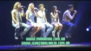 Casi Angeles en Israel - Dos Ojos - Teen Angels