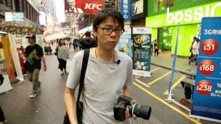 How to Control De-Focus (with a Nikon 105mm f/2 DC)
