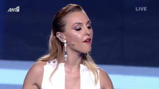 Tamta - Unloved (Live at The Voice of Greece)