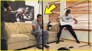 Juice Gets Beat For Losing In Madden! - Daily Dose 2.5 (Ep.21)