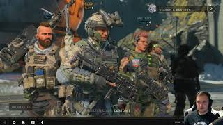 "Wycc и Банда ""Call of Duty: Black Ops 4""●(Стрим TaeRss)"