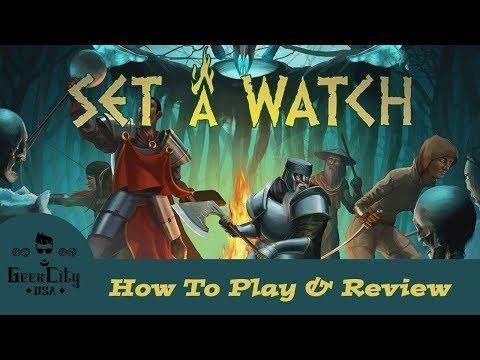 Geek City USA Reviews - Set A Watch
