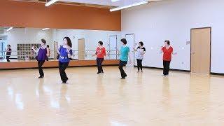 A Little Kiss - Line Dance (Dance & Teach)