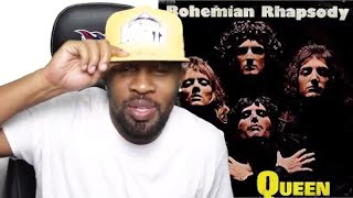 First Time Listening To Queen - Bohemian Rhapsody Official Video (Reaction!!!)