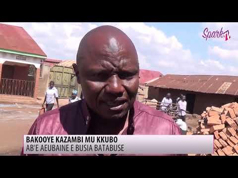 Omutuuze ayiye kazambi mu kkubo  atabudde abantu