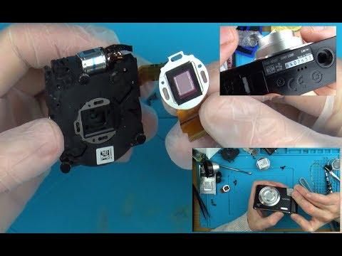 Trying to FIX 2x SONY Cyber-shot CAMERAS DSC-W800