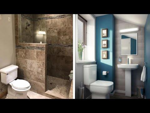 Beautiful Small bathroom Design ideas that are cool and stylish   Interior Decor Designs