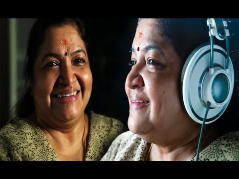 Pon Unjalil is a daughter's lullaby to her mother: KS Chithra